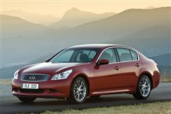 Car review: Infiniti G37 Saloon (2009 - 2013)