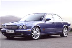Car review: Jaguar XJ (2003 - 2009)