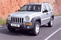 Car review: Jeep Cherokee (2001 - 2008)