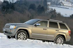 Car review: Jeep Grand Cherokee (2005 - 2011)