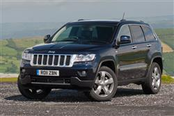 Car review: Jeep Grand Cherokee (2011 - 2013)