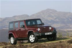 Car review: Jeep Wrangler (2007 - Date)