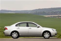 Car review: Kia Magentis (2006 - 2009)