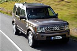 Car review: Land Rover Discovery Series 4 (2009 - 2013)