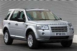 Car review: Land Rover Freelander 2 (2008 - 2010)