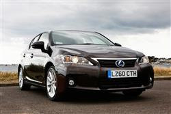 Car review: Lexus CT 200h (2011 - 2014)