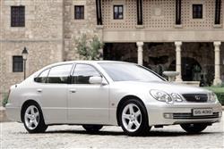 Car review: Lexus GS 430 (2000 - 2005)