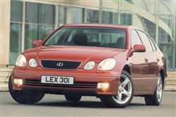 Car review: Lexus GS (1998 - 2005)