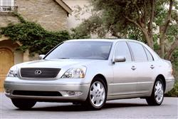 Car review: Lexus LS 430 (2000 - 2006)
