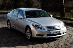 Car review: Lexus LS 600h (2010-2013)