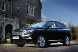 Car review: Lexus RX 450h (2009 - 2012)