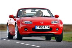 Car review: Mazda MX-5 (2005 - 2009)