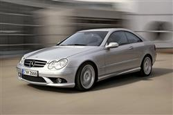 Car review: Mercedes-Benz CLK-Class (2002 - 2009)