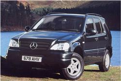 Car review: Mercedes-Benz M-Class (1998 - 2005)