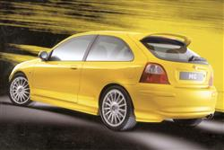 Car review: MG ZR (2001 - 2005)