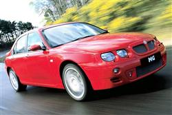 Car review: MG ZT (2001 - 2005)