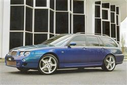 Car review: MG ZT - T (2001 - 2005)