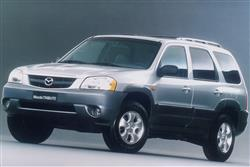Car review: Mazda Tribute (2001 - 2004)