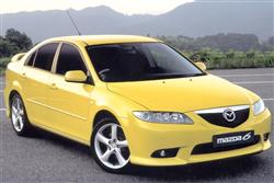 Car review: Mazda6 (2002 - 2007)