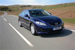 Car review: Mazda6 (2010 - 2012)