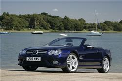 Car review: Mercedes-Benz SL (2008 - 2012)