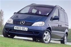 Car review: Mercedes-Benz Vaneo (2002 - 2006)