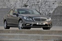 Car review: Mercedes-Benz E-Class (2009 - 2013)