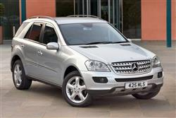 Car review: Mercedes-Benz M-Class (2005 - 2011)