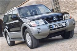 Car review: Mitsubishi Shogun (2000 - 2006)