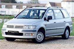 Car review: Mitsubishi Space Wagon (1999 - 2004)