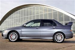 Car review: Mitsubishi Lancer EVO IX (2005 - 2008)
