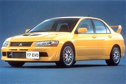 Car review: Mitsubishi Lancer Evo VII (2001 - 2003)