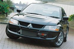 Car review: Mitsubishi Lancer EVO VIII (2003 - 2005)