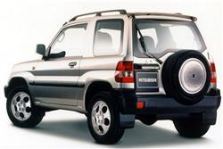 Car review: Mitsubishi Shogun Pinin (2000 - 2006)