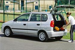 Car review: Mitsubishi Space Star (2002 - 2006)