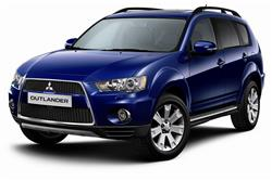 Car review: Mitsubishi Outlander (2010 - 2012)