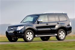 Car review: Mitsubishi Shogun (2007 - 2009)