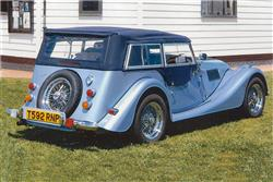Car review: Morgan Range (1992 to date)