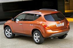 Car review: Nissan Murano (2005 - 2009)