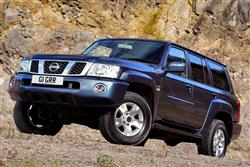 Car review: Nissan Patrol GR Series (1998 - 2009)