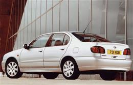 Car review: Nissan Primera (1999 - 2002)