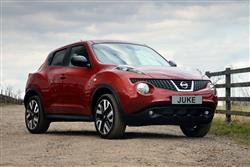 Car review: Nissan Juke (2010 - 2014)