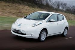 Car review: Nissan LEAF (2011 - date)