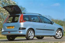 Car review: Peugeot 206 SW (2002 - 2006)
