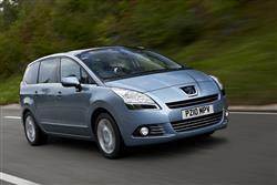 Car review: Peugeot 5008 (2010 - date)