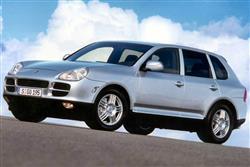 Car review: Porsche Cayenne (2002 - 2006)