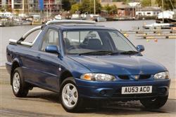 Car review: Proton Jumbuck (2003 - 2007)