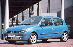 Car review: Renault Clio (2001 - 2005)
