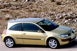 Car review: Renault Megane (2002 - 2008)