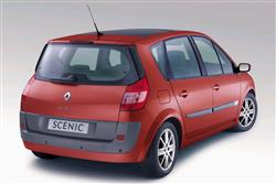Car review: Renault Scenic (2003 - 2009)
